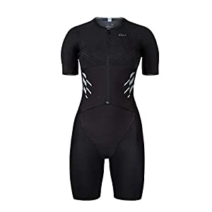 ROKA Women's Gen II Elite Aero Short Sleeve Triathlon Sport Suit