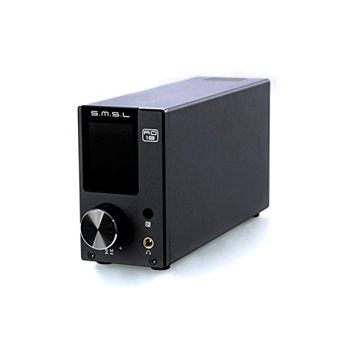 - SMSL AD18 80W2 Bluetooth 4.2 HiFi USB DSP Digital Decoding Power Amplifier