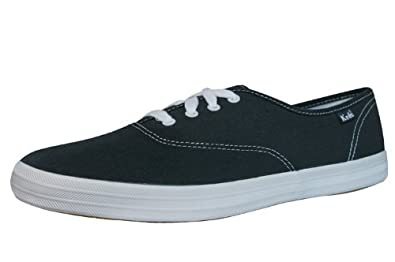 aecedc6196bb7 Keds Champion 2K CVO Womens Canvas Trainers Shoes - Dark Grey - SIZE UK 4