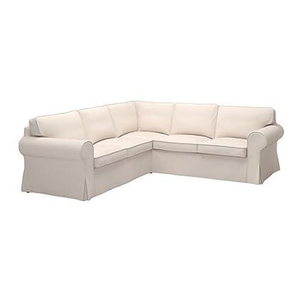 Ikea Sectional, 4 Seat Corner, Lofallet Beige 20204.8295.1426