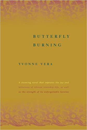 Link to the book Butterfly Burning by Yvonne Vera - Zimbabwe books