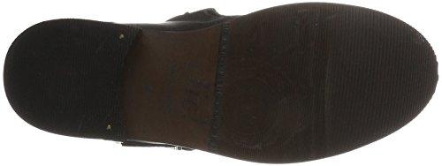 Clic! Mädchen Cl-9230 Stiefel Schwarz (Negro)