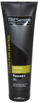 Unisex Tresemme Tres Gel Extra Firm Control Extra Hold 4 Gel 1 pcs sku# 1789470MA