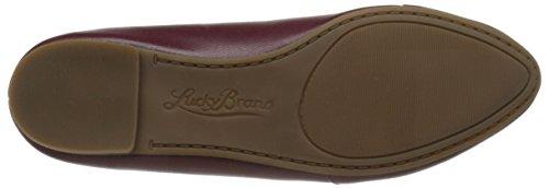 Lucky Brand Archh Piel Zapatos Planos