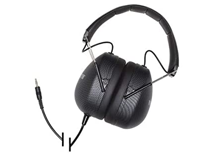 b6eb11edaeb Image Unavailable. Image not available for. Color: Vic Firth Stereo  Isolation Headphones ...