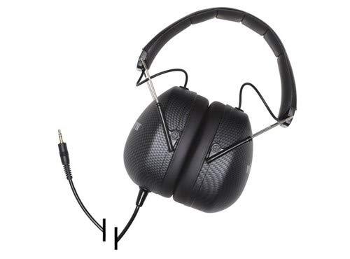 VIC FIRTH SIH 2 Stereo Isolation Headphones Kopfhörer und Gehörschutz, Schwarz