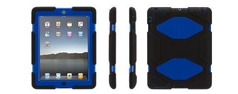 Griffin Black/Blue Survivor All-Terrain Case for iPad 2, iPad 3, and iPad (4th gen)