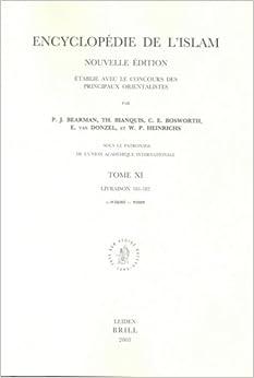 Encyclopedie De L'Islam Nouvelle Edition, Tome 11 Van-Al-Wakid
