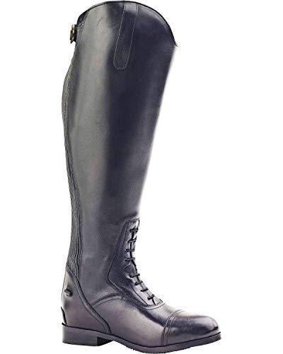 Ovation Ladies Flex Plus Black Field Boot, X-Wide Regular, 10 ()