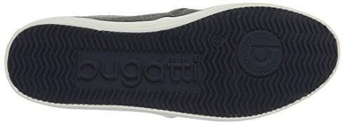 Bugatti F48666, Zapatillas para Hombre Gris (Grau 160)