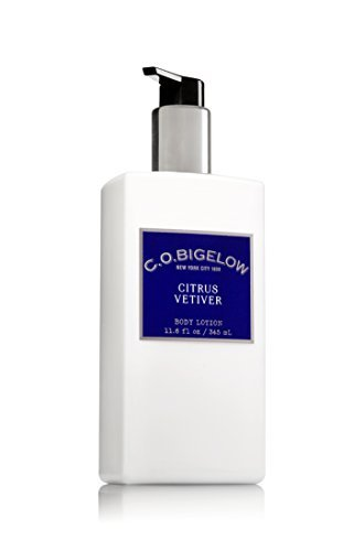 (C.O. Bigelow Citrus Vetiver Body Lotion 11.6 Oz.)