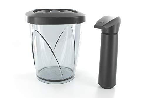 Vacuum Pumper & Chamber