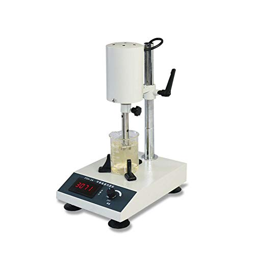 220V High Speed Dispersion Homogenizer Disperser Laboratory for sale  Delivered anywhere in USA