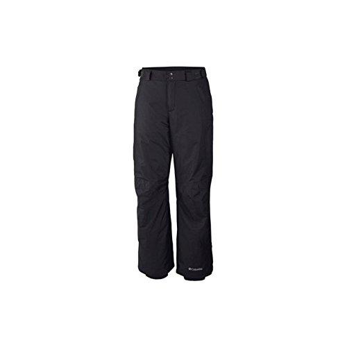 Columbia Men's Bugaboo II Pant, Black, Medium/Short