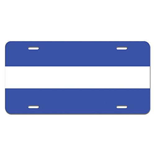 License Emt Plates (Thin White Line EMT Paramedics Novelty Metal Vanity License Tag Plate)