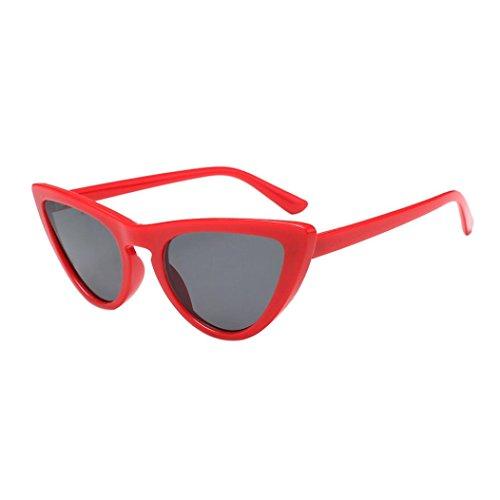 con 100 protezione Polarized Retro lenti per polarizzati E Frame polarizzate Amber Wayfarer Sunglasses multicolore nYaqw6zw8C