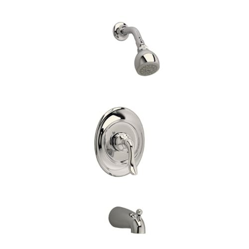 UPC 012611382284, American Standard T508502.295 Princeton Bath and Shower Trim Kit Only, Satin Nickel