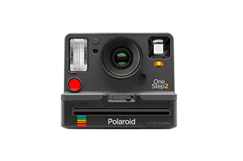 Polaroid Originals 9002 OneStep 2 Instant Film Camera, Graphite, Black
