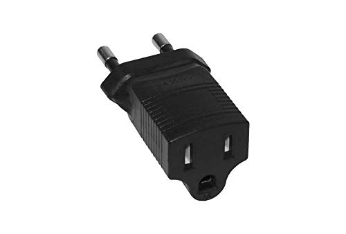 SF Cable USA to Korea Power Plug Adapter (Best Month To Go To Seoul Korea)