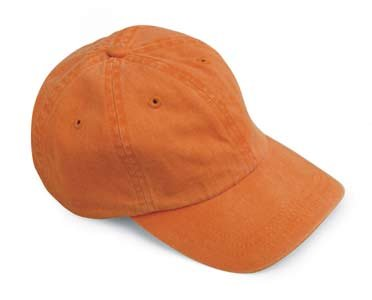 Adams Youth Optimum Pigment Dyed Twill Cap (Pale Pink) (ALL) (Cap Twill Dyed Solid Pigment)