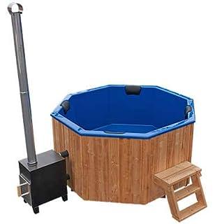 Heimwerker Badefass Badetonne Badezuber Badebottich Hot Tub