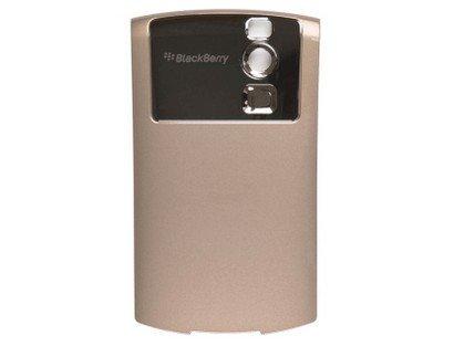 - Original Pale Gold BlackBerry Standard Size Battery Door Cover OEM ASY-12844-004 for Blackberry Curve 8350i 8330 8320 8310 8300