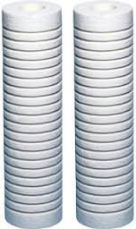 Compatible for 3M Aqua-Pure Whole House Water Filters for Model AP110-NP 2 Pack by CFS ()