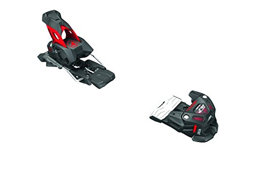 4FRNT Attack 13 Alpine Ski Binding, Black/Red ()