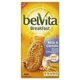 Belvita Milk And Cereal 6 Bars 300 Gram - Pack of 6 by Belvita