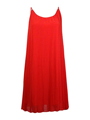 bcbgeneration dress pleated chiffon - 5