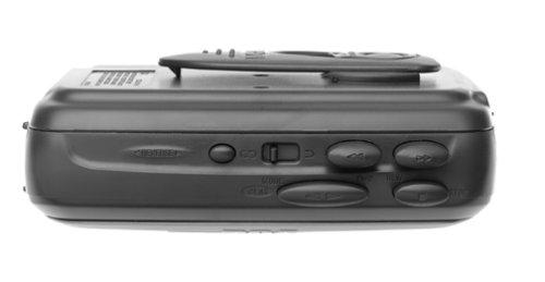 RCA RP1882 AM/FM Digital Tuning Portable Cassette Player