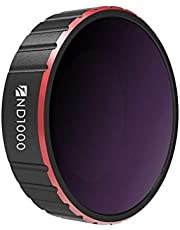 Freewell ND1000 Lange belichting Fotografie Neturale Dichtheid Camera Lens Filters Compatibel met Osmo Action Camera