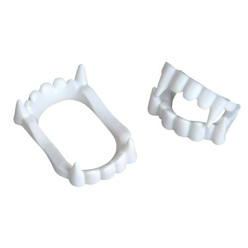 [12 ~ Fake Vampire Teeth Fangs ~ Approx. 2