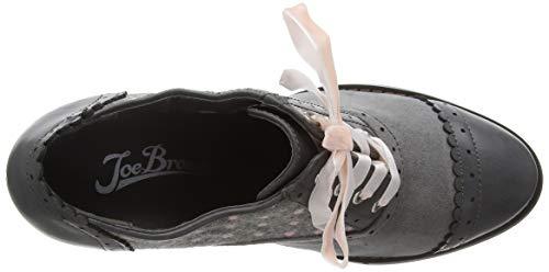 fermé Escarpins Vintage Joe A Grey Shoes Femme Spirit Bout Gris Browns r5qIFqxY