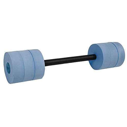 Power Systems Bar Float for Swim Fitness Training, Water Dumbbell, 25 Inches, Blue (86590) by Power Systems