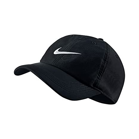 Amazon.com   Nike Men s Twill H86 Training Hat (Black 5d7ffd1a3e1