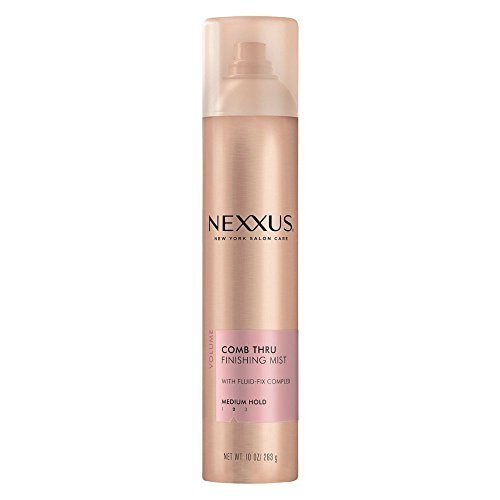 Nexxus New York Salon Care Comb Thru, Touchable Hold 10 Ounce