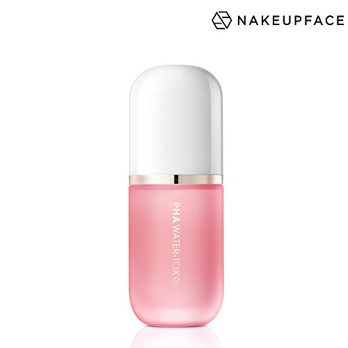 Nakeup Face PHA Water Tox Ampoule 1.11 fl.oz, PHA 6%, Remove dead skin cells, Makeup Booster