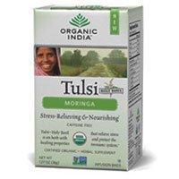 Organic India Tea Tulsi Moringa