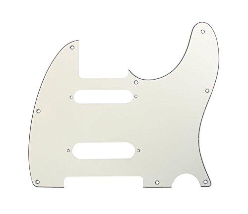 - 920D CS 3 Ply Pickguard for Fender Nashville Telecaster CNC Precision Cut WH