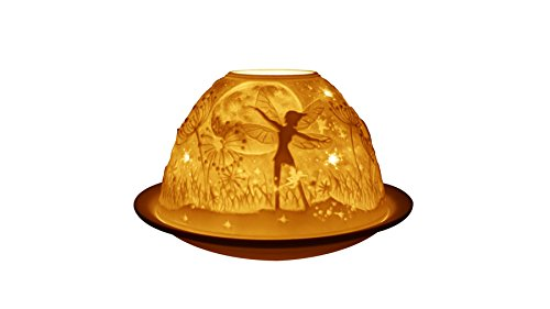 Candle Fairy - Welink Light-Glow Tealight Candle Holder, Night Fairies