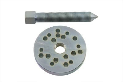 V-Twin 16-0113 - Clutch Hub Puller Tool with Point End