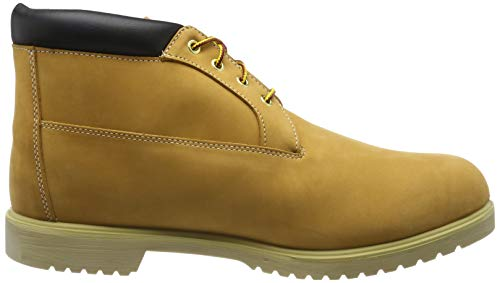 Timberland Men's Premium WP Chukka Newman, Wheat, 7 M US