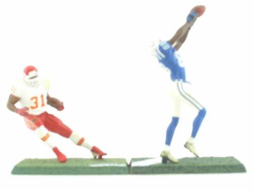 NFL 7 cm - 3 Fig. Serie I (M. Harrison/P. Holmes) McFarlane Toys