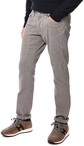 Jeckerson Fashion Man P00UPA077T0422757301 Beige Cotton Pants | Spring Summer 20