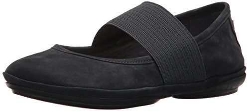 Navy Women's Mary 21595 Nina Flat Jane Right Camper 1TAwqO0