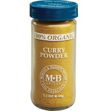 Morton & Bassett Curry Powder 6x 2.1Oz (Bassett Curry)
