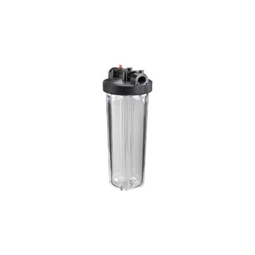 (Watts #20 Big Clear Whole House Water Filter Housing)