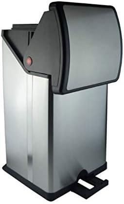 ゴミ袋 ゴミ箱用アクセサリ ヨーロッパ式のペダルのタイプゴミ箱創造的な家の居間のステンレス鋼のゴミ箱 キッチンゴミ箱