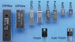 TDA7052 Mono audio amp. 1W BTL (DIP8)
